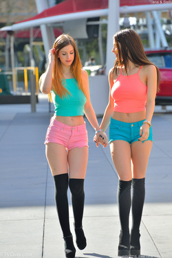 Lana And Stella Via FTV Girls - 00