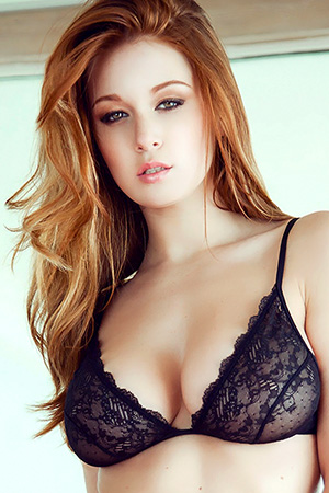 Leanna Decker For Playboy
