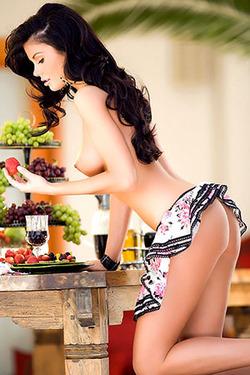 Jayde Nicole For Playboy