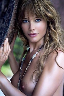 Doreen Dietel via Playboy