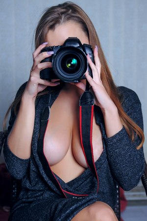 Josephine B Busty Photographer