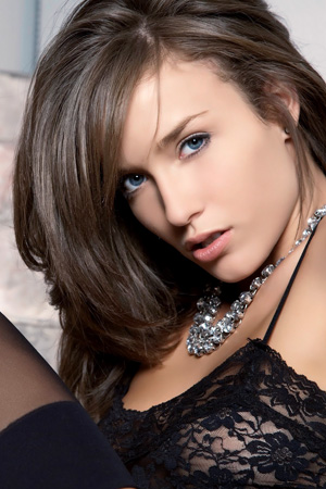 Malena Morgan For Art-Lingerie